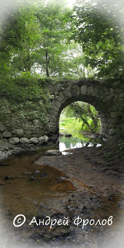 Мост в д.Паника